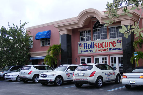 Rollsecure Shutters Inc. most superior and comprehensive range of products available