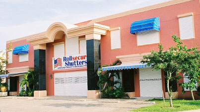 In Business Since 1995 Rollsecure Shutters Inc