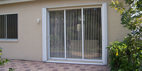 Aluminum Accordion Shutters